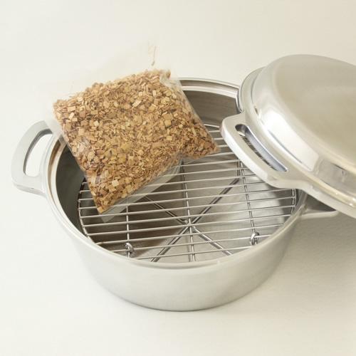 無水鍋24cm燻製セット