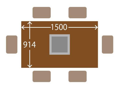 ログテーブル150